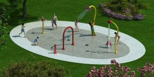 Spray Park-Western Rec
